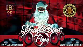 Santas Playground at Bamboo Club Bucharest Monday December 25th  promo