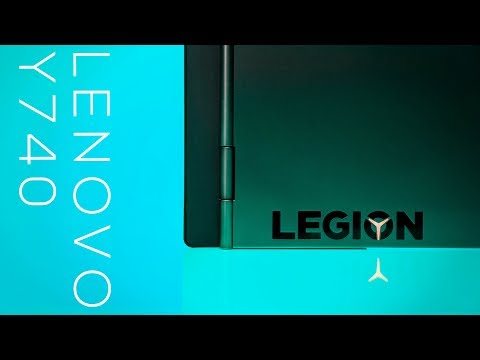 Lenovo Legion Y740 Review - One of My Favorites!