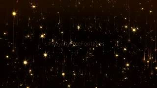 4K Golden sparkling background video | golden dust overlay Stock Footage | Royalty Free Footages
