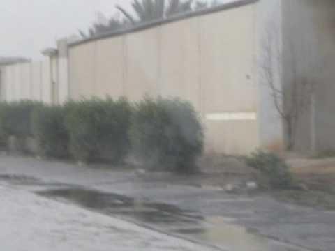 مطر عنيزة ، الأحد 18-5-1431