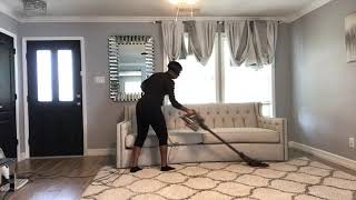 Clean With Me|Rearranging Living Room Furniture|Decorating Ideas