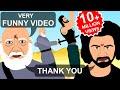 Kattappa ne Bahubali ko kyu mara Funny Video Song Spoof Why Kattappa killed Bahubali