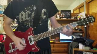 Some Sin for Nuthin' - AC/DC cover (Rhythm) [HD]