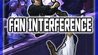 MLB: Fan Interference