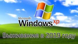 Выживание на Windows XP в 2019 году. Пытаемся выйти в Интернет, устанавливаем программы