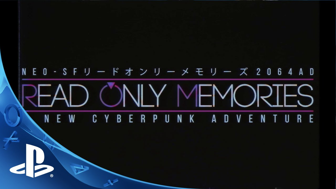Blending Future and Past: Read Only Memories Coming to PS4 & PS Vita