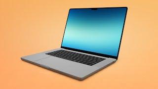 The New MacBook Pro - M1 Max/Pro