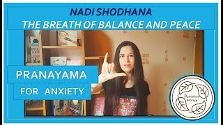 THE ONE BREATHING EXERCISE TO RULE THEM ALL - Nadi Shodhana - Alternate Nostril Breathing