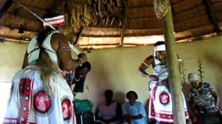 Dancing Sangomas