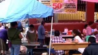 preview picture of video 'Kermes Día Domingos en la parroquia de San Cayetano Irapuato Gto.'