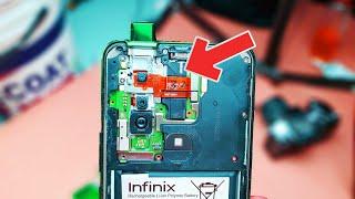 Infinix S5 pro TearDown: True 48MP camera or Not..