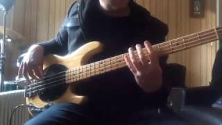 My Forbidden Lover (Chic)  - Bernard Edwards Bass Cover/Transcription