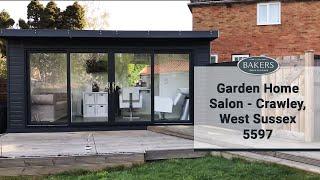 Garden Workspace - Hair Salon - Crawley, West Sussex - REF: 5597