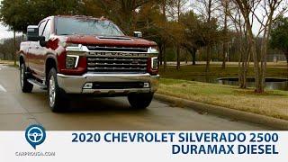 2020 Chevrolet Silverado 2500 HD Duramax Diesel Delivers Great Ride