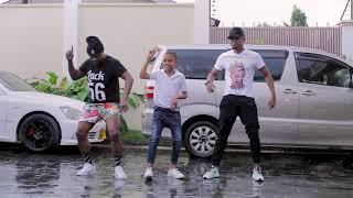 Alikiba Vs Kiba Junior (Ndombolo Dance Challenge)