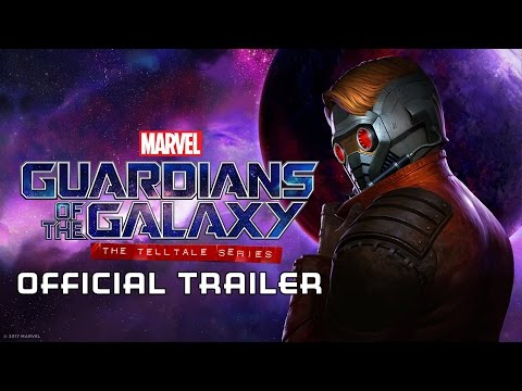 Marvel's Guardians of the Galaxy: The Telltale Series - OFFICIAL TRAILER thumbnail