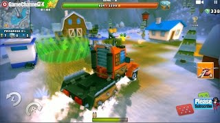 Zombie Offroad Safari, Car Racing Games, Off-Road Vehicles, Videos Games for Children /Android HD #3