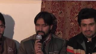 Ishqo Angar wajudo||Mashoor Song Of muzaffar ||Sabir Hayat