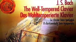 Bach - The Well Tempered Clavier Book 1 & 2 (recording of the Century : Sviatoslav Richter)