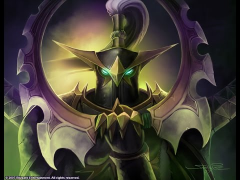 The Story of Maiev Shadowsong - Part 1