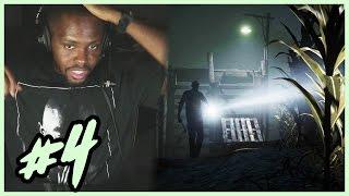 TERRIFYING CORNFIELD CHASE!  - Outlast 2 Gameplay Walkthrough Part 4