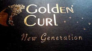 Locken mit dem Lockenstab von Golden Curl selber machen
