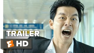 Train To Busan Official Trailer 1 2016  Yoo Gong Movie