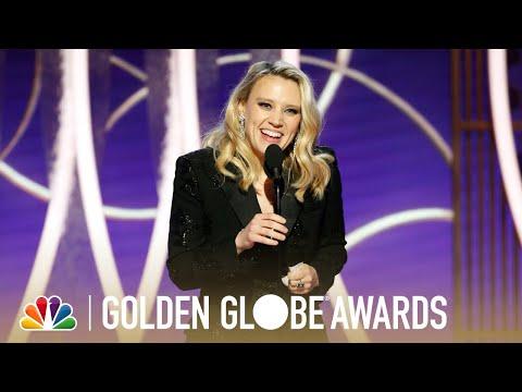 Download Kate McKinnon's Tribute to Ellen DeGeneres - 2020 Golden Globes Mp4 HD Video and MP3