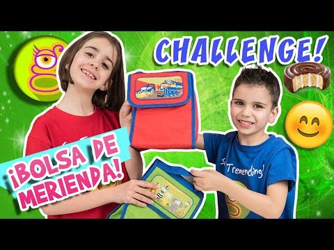 Bolsa de la Merienda Challenge - Lunchbox Switch up Challenge