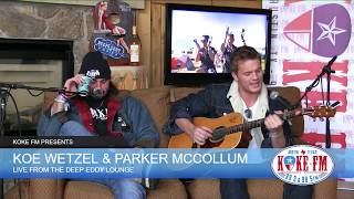 "Parker McCollum Performs ""Hell Of A Year"""