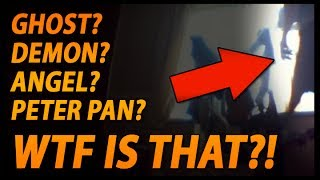 I Caught A Ghost / Demon / Angel / Peter Pan / WTF IS THAT?! On Camera! + Submit Your Q&A Questions!