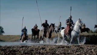 Filming, Horses, Scotland