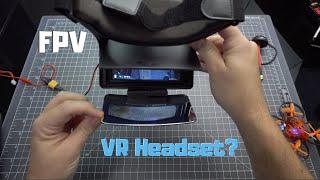 Hawkeye Little Pilot VR - FPV Headset Review & Teardown
