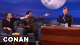 Scraps: Conan's Sturgill Simpson Intro    CONAN On TBS