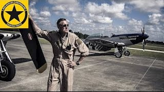 Airplane Movies: How to Fly a P-51 Mustang! Briefing & Performance