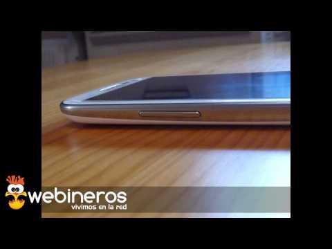 Opinión del Galaxy S3 (podcast Webineros)