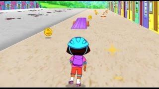 ДАША ИГРА #5 (Даша на Роликах)  Девочка мальчик бесплатно онлайн игры