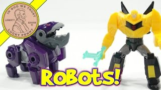 Transformers Robots In Disguise McDonald's 2015 Happy Meal