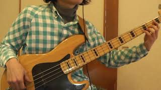 The Chicken from Jaco Pastorius Modern Electric Bass (Bass Cover) part1