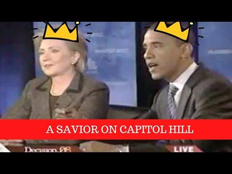 Música A Savior On Capitol Hill