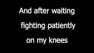 Fiona Apple - O'Sailor (lyrics o.s.)