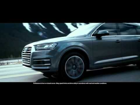 Audi Q7 Greatness Starts When You Don't Stop | Audi Canada