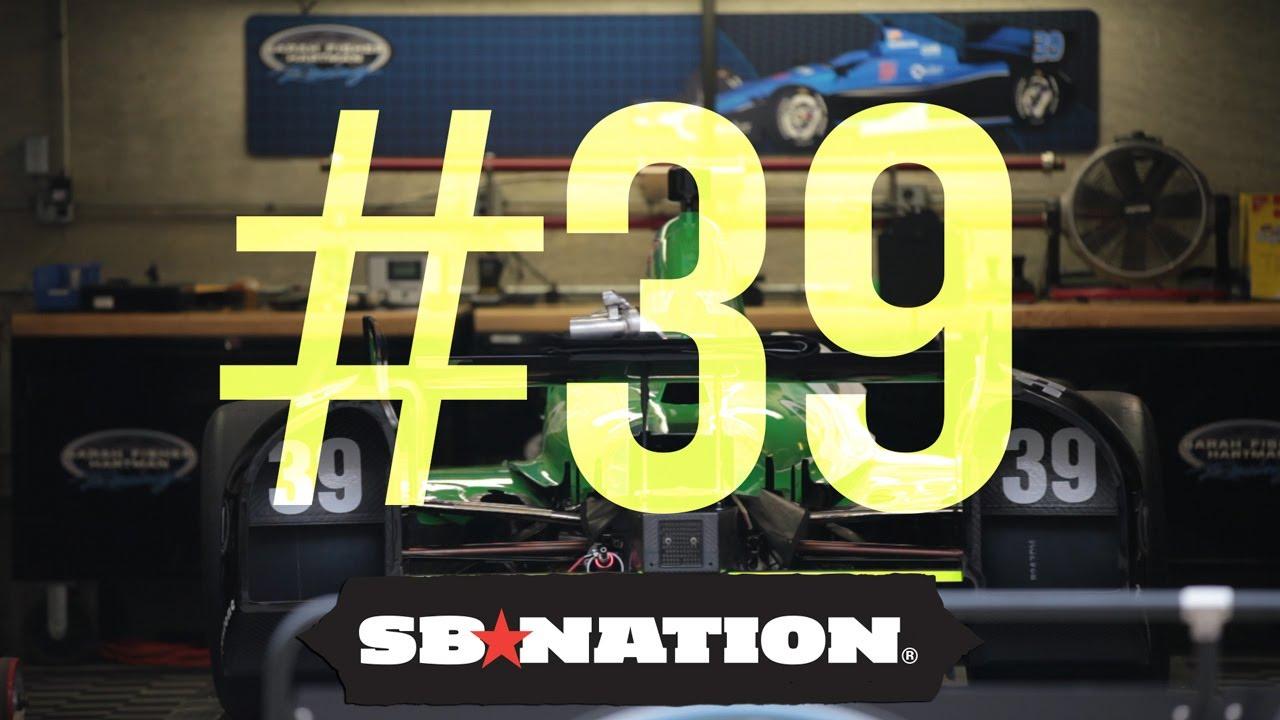 2012 Indy 500: Car #39 / Bryan Clauson thumbnail