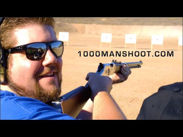 TheGunCollective Covers the 1,000 Man Shoot