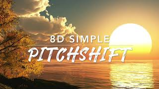 8D Simple — Florida Georgia Line | PitchShift