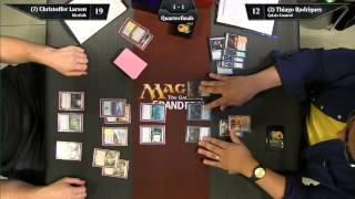 Grand Prix Copenhagen 2015 Quarterfinals
