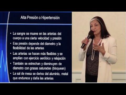 Tratamiento de la hipertensión carniceros