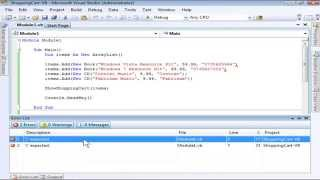 How to Use Arrays and Collections in Visual Basic.NET