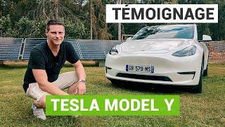 Tesla Model Y : Témoignage exclusif d'un des 1er propriétaires