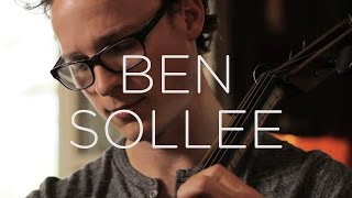 <b>Ben Sollee</b> Performs Prettiest Tree On The Mountain